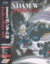 gundam wing blu ray aspect ratio