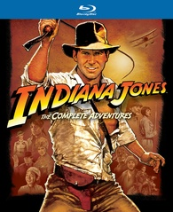 Indiana Jones: The Complete Adventures Blu-ray: Indiana