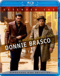Donnie Brasco Blu Ray Extended Cut