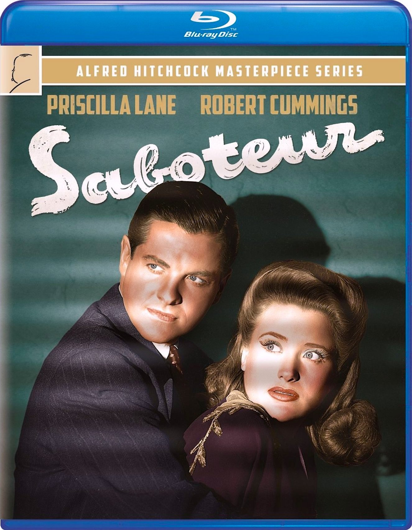 Saboteur Shadow Of A Doubt Rope The Trouble With Harry Blu Rays