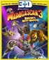 Madagascar 3: Europe's Most Wanted 3D (Blu-ray)