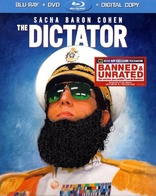 The Dictator Blu-ray