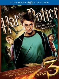 Harry Potter And The Prisoner Of Azkaban Blu Ray