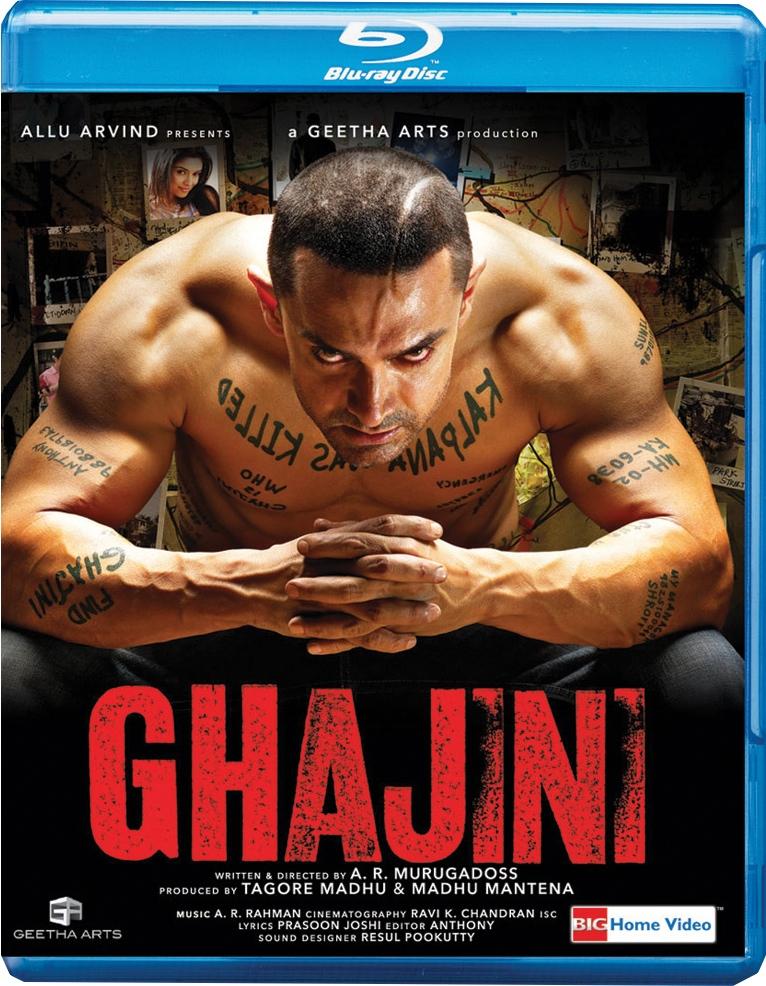 Ghajini (Tamil) hindi dubbed movie download hd
