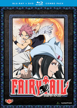Fairy Tail: Collection 10 Blu-ray