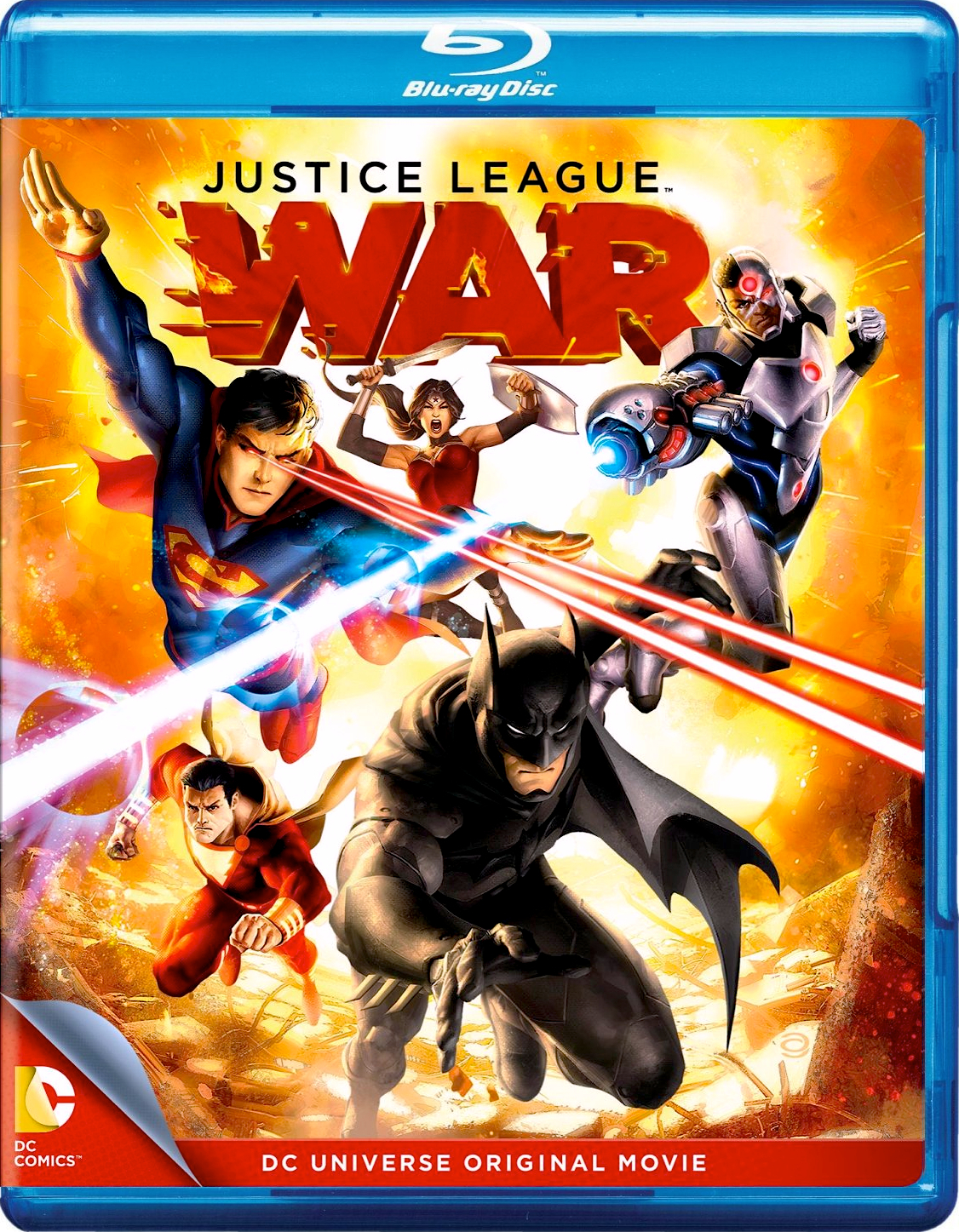 Justice League: War - First Look