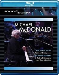 Soundstage: Michael McDonald Live Blu-ray