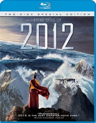 2012 Blu-ray: Two-Disc Special Edition