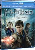Harry Potter and the Deathly Hallows: Part 2 3D (Blu-ray)