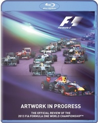 F1 2013 Official Review Blu-ray (Japan)