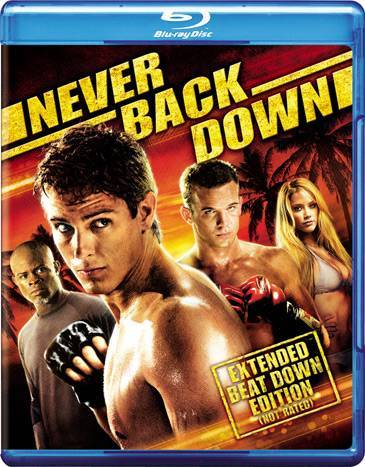 Never Back Down (2008) ORG. [Dual Audio] [Hindi (Original) Or English] 720p BluRay [1GB]