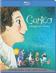 Cirque du Soleil: Corteo Blu-ray