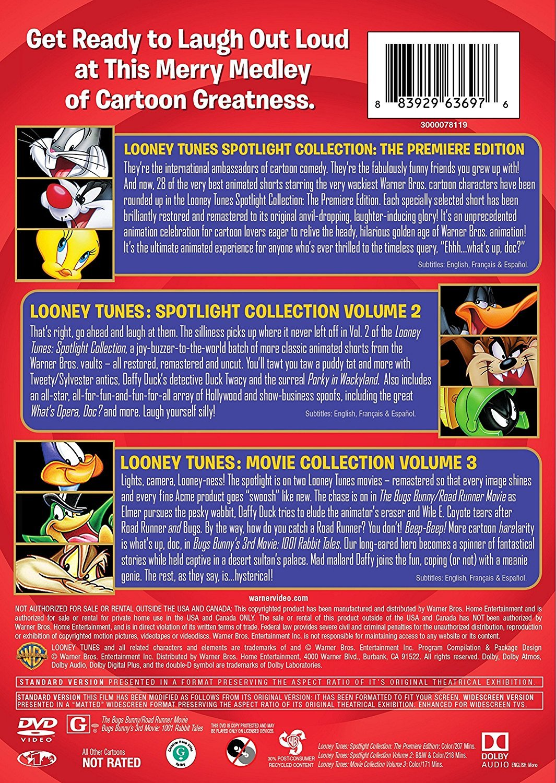 looney tunes spotlight collection volume 2 dvd