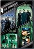 The Matrix / The Matrix Reloaded / The Matrix Revolutions / The Animatrix (DVD)