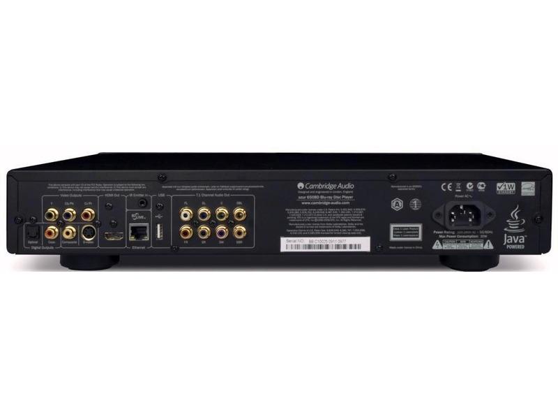 Cambridge audio azur 650bd bluray firmware update update bluray.