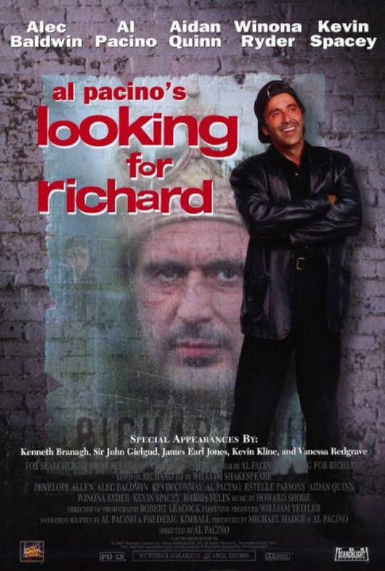 looking for richard cast
