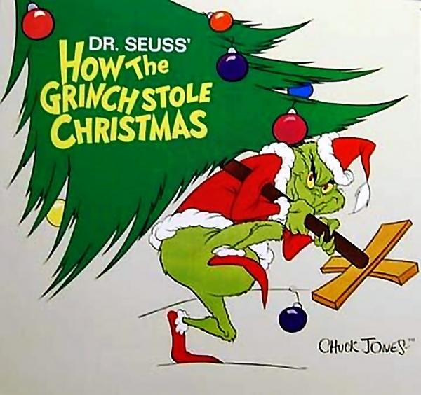 How The Grinch Stole Christmas 1966 Dvd.Dr Seuss How The Grinch Stole Christmas 1966