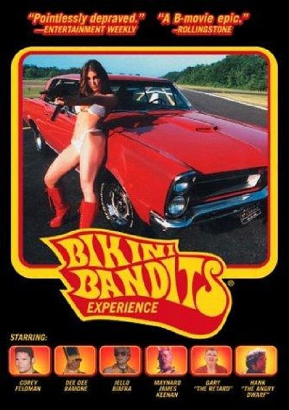 Girl taking bikini bandits experience lisa