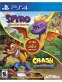 Spyro Crash Remastered Bundle (PS4)