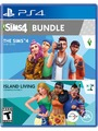The Sims 4 + Island Living Bundle (PS4)