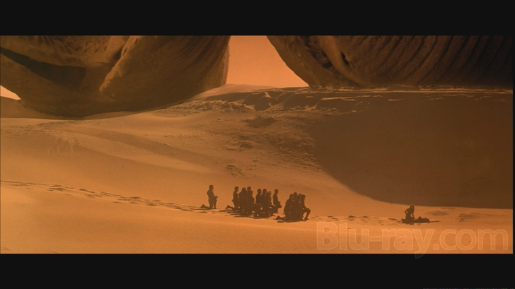 Dune Blu-ray Release Date April 10, 2008 (France)