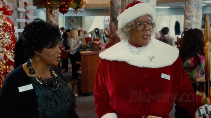 Madeas Christmas.A Madea Christmas Blu Ray Release Date November 25 2014