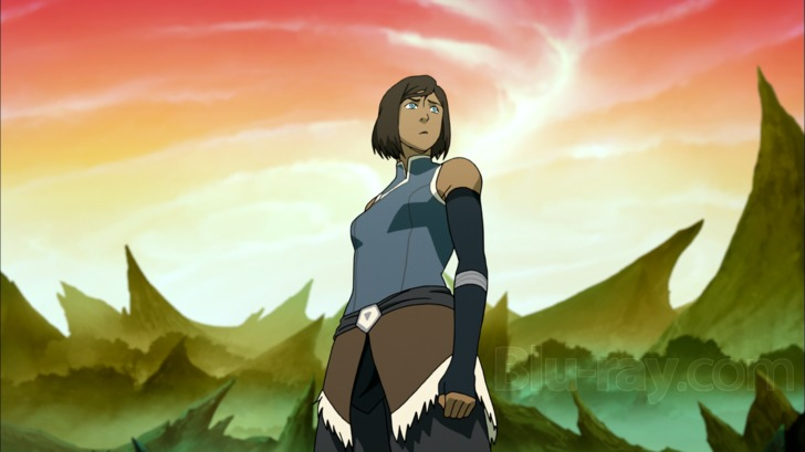 Avatar: The Legend of Korra Book 2: Spirit ep 10 English ...