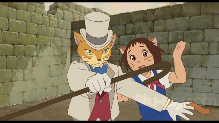 Return of the cat anime sex