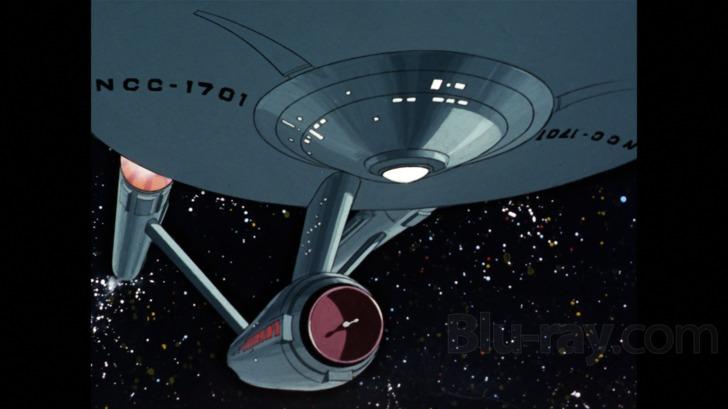 star trek animated series bluray