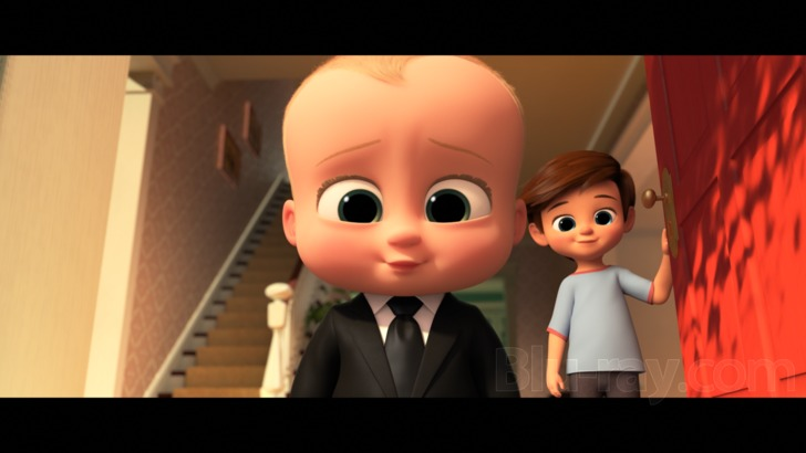 The Boss Baby Blu-ray: Special Edition