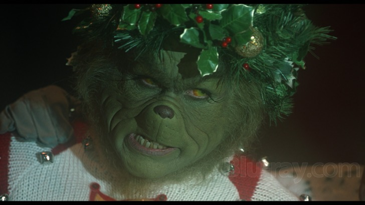 How The Grinch Stole Christmas 2000 Characters.Dr Seuss How The Grinch Stole Christmas 4k Blu Ray Release