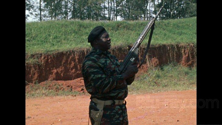General Idi Amin Dada: A Self-Portrait Blu-ray