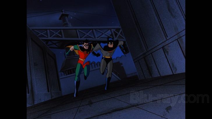 Batman and Mr  Freeze: SubZero Blu-ray