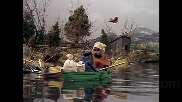 Emmet Otter's Jug-Band Christmas Blu-ray
