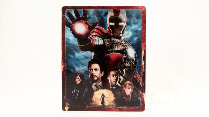 Iron Man 2 4k Blu Ray
