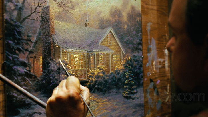 thomas kinkades christmas cottage blu ray video quality