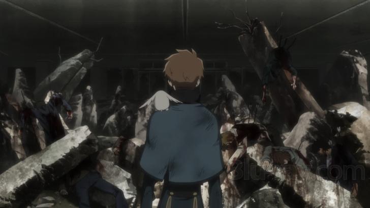 Tsubasa RESERVoir CHRoNiCLE: OVA Collection Blu-ray: Tokyo