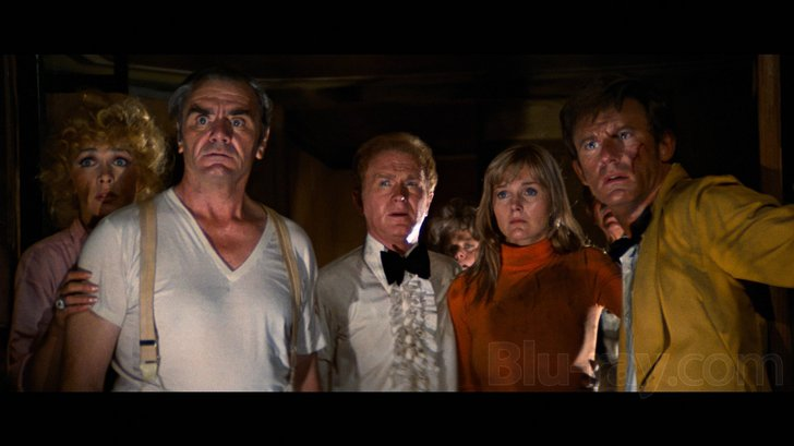 The Poseidon Adventure Blu Ray Release Date October 9 2012