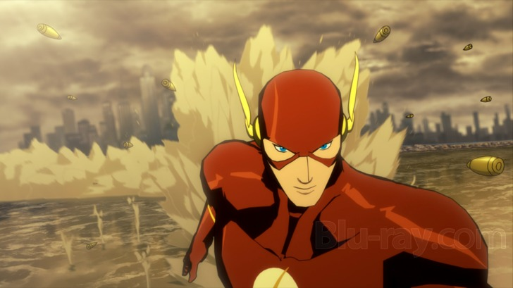 Image result for justice league flashpoint paradox