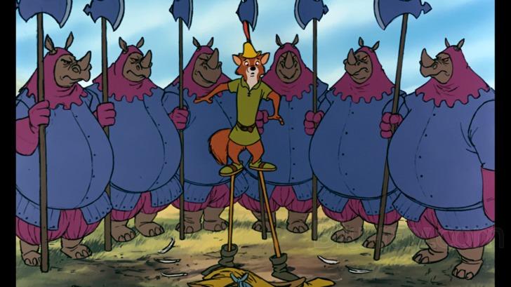Robin Hood Blu Ray 40th Anniversary Edition