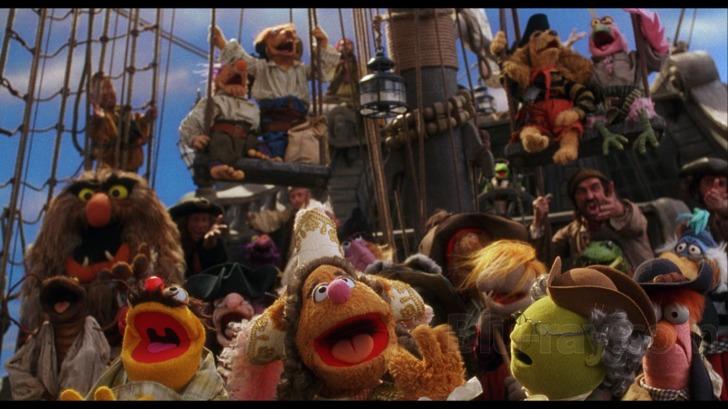 Muppet Treasure Island Bad Polly