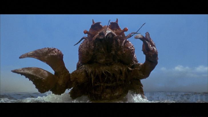 Ebirah: Horror of the Deep Blu-ray